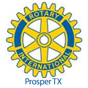 prosper rotary